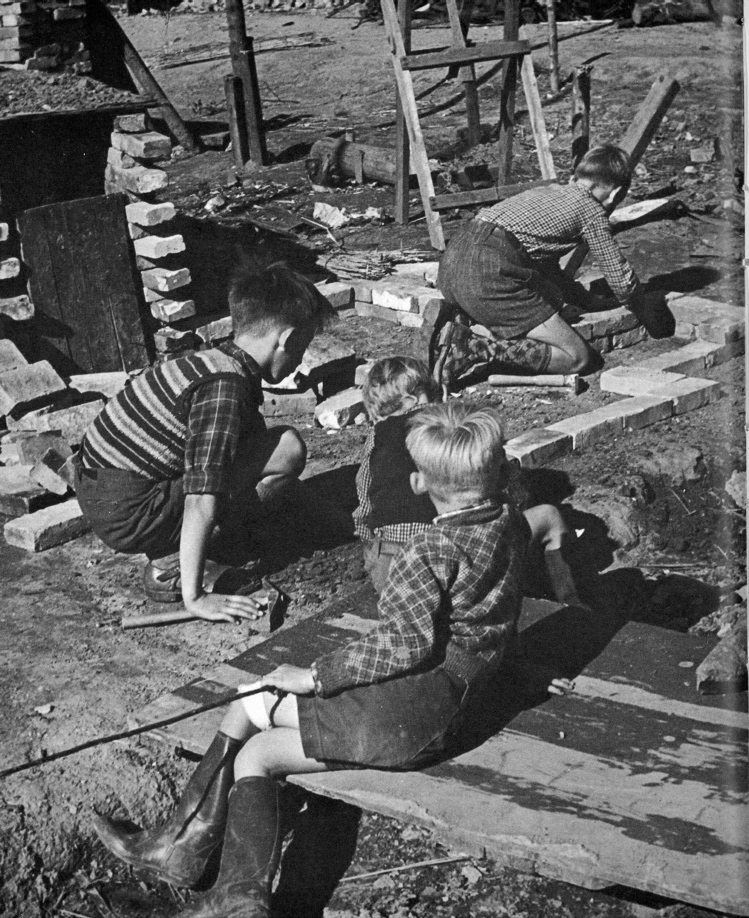Planning for Play, 1968